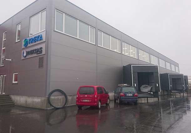 Sandėliavimo pastato sandarumas (Storage building tightness)